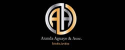 ARANDA AGUAYO & ASOCIADOS ESTUDIO JURíDICO.