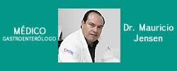 DR. MAURICIO JENSEN BALCAZAR
