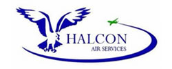 logo HALCON AIR SERVICES S.R.L.
