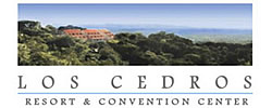 logo LOS CEDROS ECO RESORT * * * * *