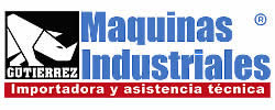 MÁQUINAS INDUSTRIALES GUTIÉRREZ