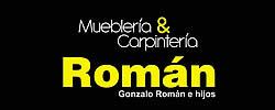 MUEBLERIA Y CARPINTERIA ROMAN