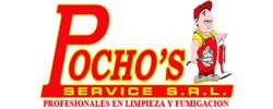 POCHOS SERVICE SRL. PROFESIONALES EN LIMPIEZA Y FUMIGACIóN
