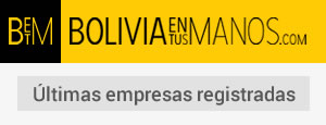 Últimas empresas registradas
