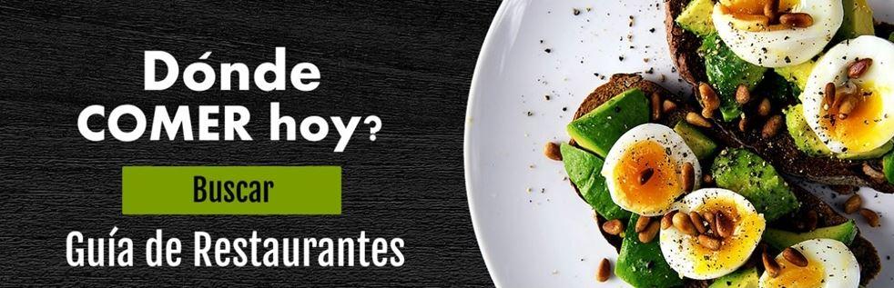 Banner Guía de Restaurantes