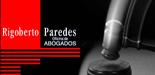 RIGOBERTO PAREDES - OFICINA DE ABOGADOS