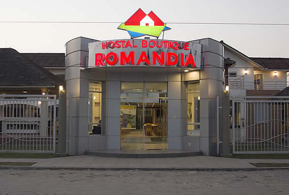 HOSTAL BOUTIQUE ROMANDIA