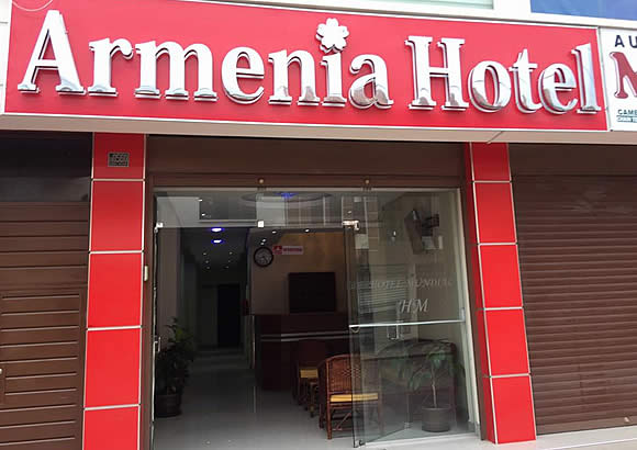ARMENIA HOTEL * * *