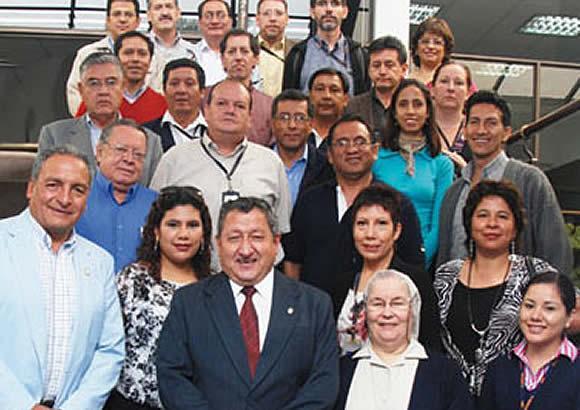 """ASOC. DE GRADUADOS DE LA U.C.B. """"SAN PABLO"""""""