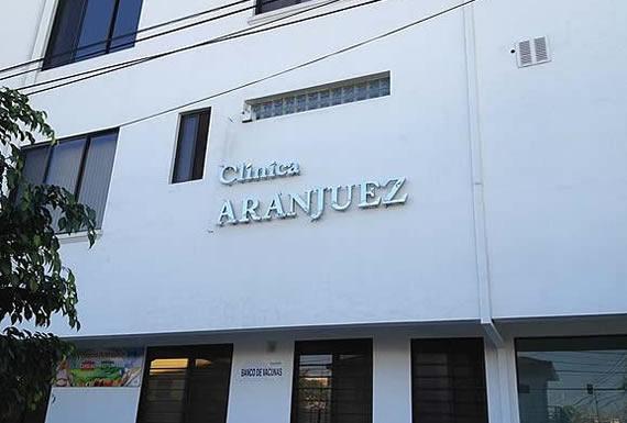 CLÍNICA ARANJUEZ