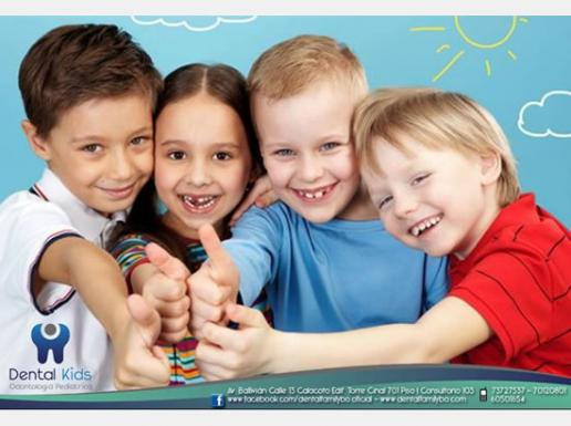 DENTAL FAMILY - DENTAL KIDS ODONTOLOGIA INTEGRAL Y PEDIATRICA