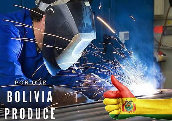 Boliviaentusmanos ultimas noticias p ginas amarillas for Fabrica de muebles metalicos