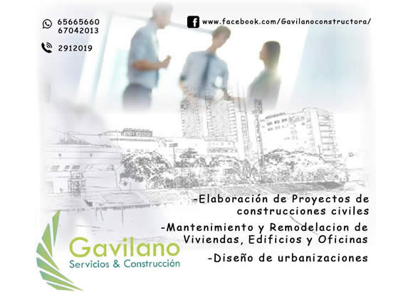 GAVILANO SERVICIOS & CONSTRUCCIÓN