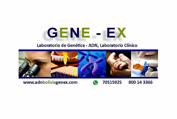 GENE-EX Laboratorio de Genética