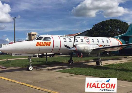 HALCON AIR SERVICES S.R.L. 1