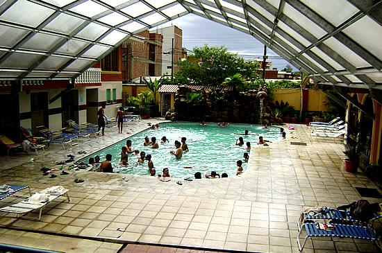 HOTEL BALNEARIO MARINA DEL REY
