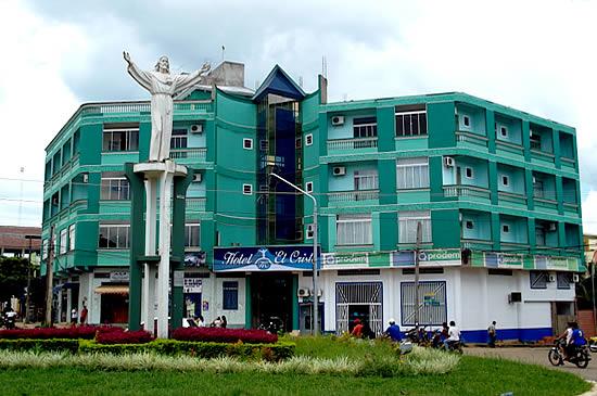 HOTEL EL CRISTO