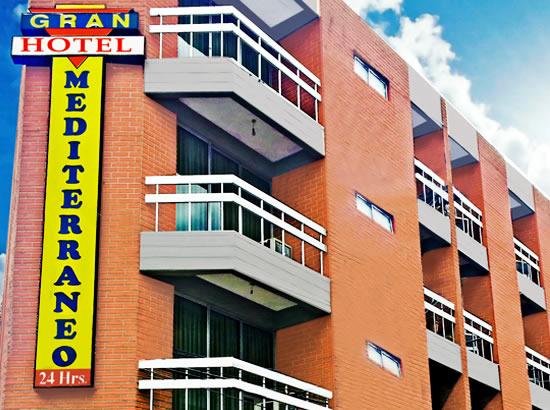 GRAN HOTEL MEDITERRANEO