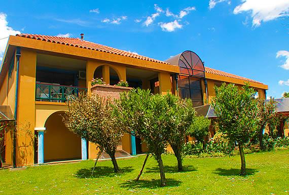LOS PARRALES - RESORT HOTEL * * * * *