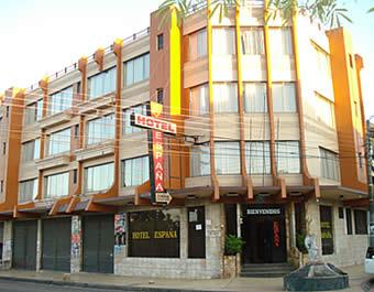 HOTEL ESPAÑA INN SANTA CRUZ *