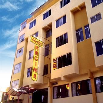 HOTEL REGINA * * *