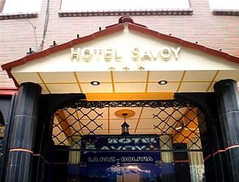 HOTEL SAVOY * * *