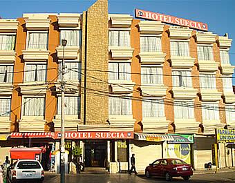 HOTEL SUECIA *