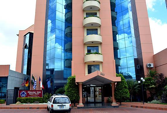 HOUSE INN APART HOTEL * * * * *