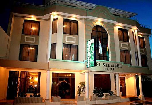 Hotel el salvador hoteles eventos tarija - Hoteles de tres estrellas en granada ...
