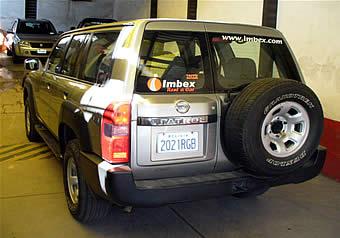 Imbex Rent A Car La Paz Bolivia