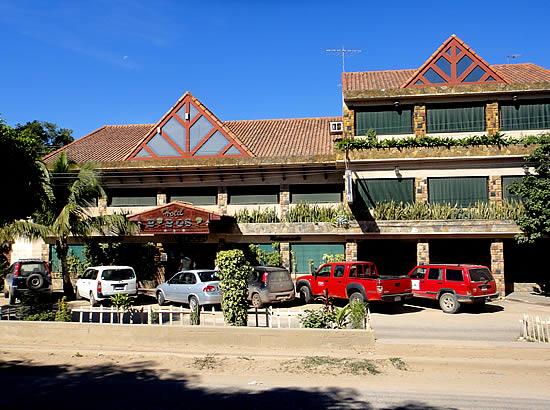 HOTEL JARDÍN DEL BIBOSI
