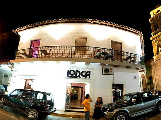 LORCA CAFÉ – RESTAURANTE  - BAR