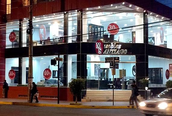 Muebles santiago fabrica de puertas fabricas de for Muebles santiago aranjuez