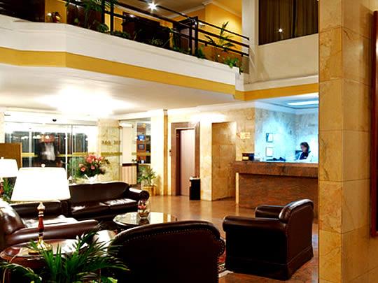 Ritz apart hotel hoteles apart hoteles la for Apart hotel a la maison la paz bolivia