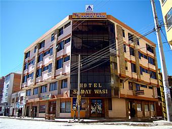 HOTEL SAMAY WASI * * *