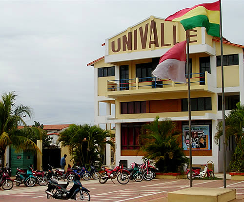 UNIVERSIDAD DEL VALLE - UNIVALLE 2