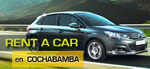 Rent a Car en Cochabamba