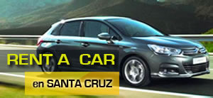 Rent a Car en Santa Cruz de la Sierra
