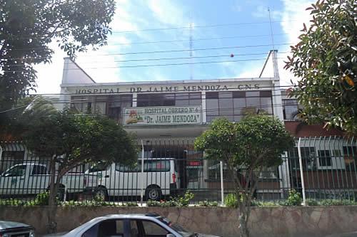 Cierran terapia intensiva para pacientes comunes de hospital de Sucre luego de atender un caso de coronavirus