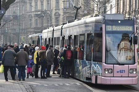 Transporte gratuito en Cracovia para luchar contra la contaminación