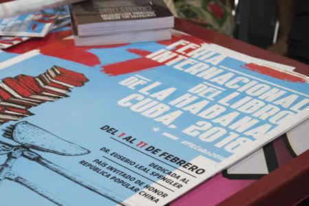 Bolivia participa en la Feria Internacional del Libro de La Habana