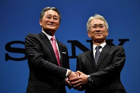 Sony nombra presidente y CEO a su director financiero, Kenichiro Yoshida