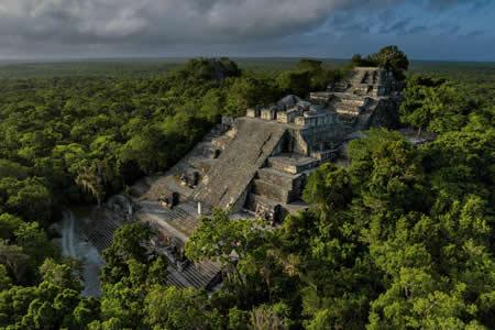 """National Geographic estrena """"El imperio perdido de los Mayas"""""""