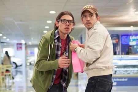 Los Benavides, dos hermanos bolivianos dispuestos a conquistar Hollywood