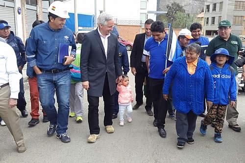 Con las reservas de gas Bolivia tiene garantizado su futuro: García Linera