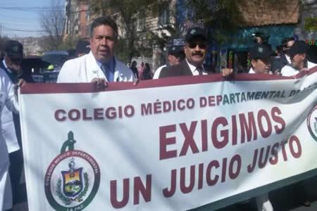 Médicos rechazan preacuerdo y seguirán con las protestas