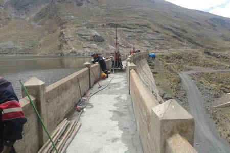 La Paz casi triplica reservas de agua potable y EPSAS garantiza suministro las 24 horas del día