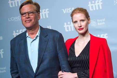 """Aaron Sorkin: """"Molly's Game va de hacer lo correcto y de política de género"""""""