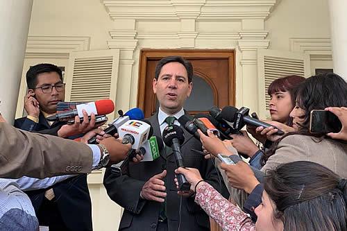 Romero: Si hay segunda vuelta, la posesión del nuevo Presidente se realizaría en noviembre