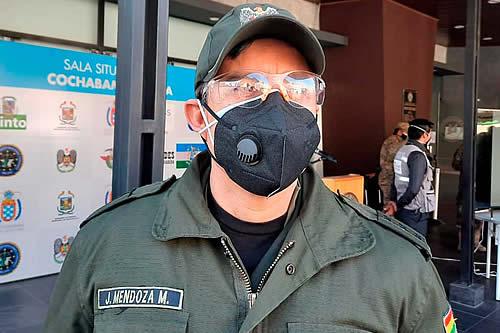 Cochabamba: Policía registra bloqueos al occidente, oriente y Valle Alto